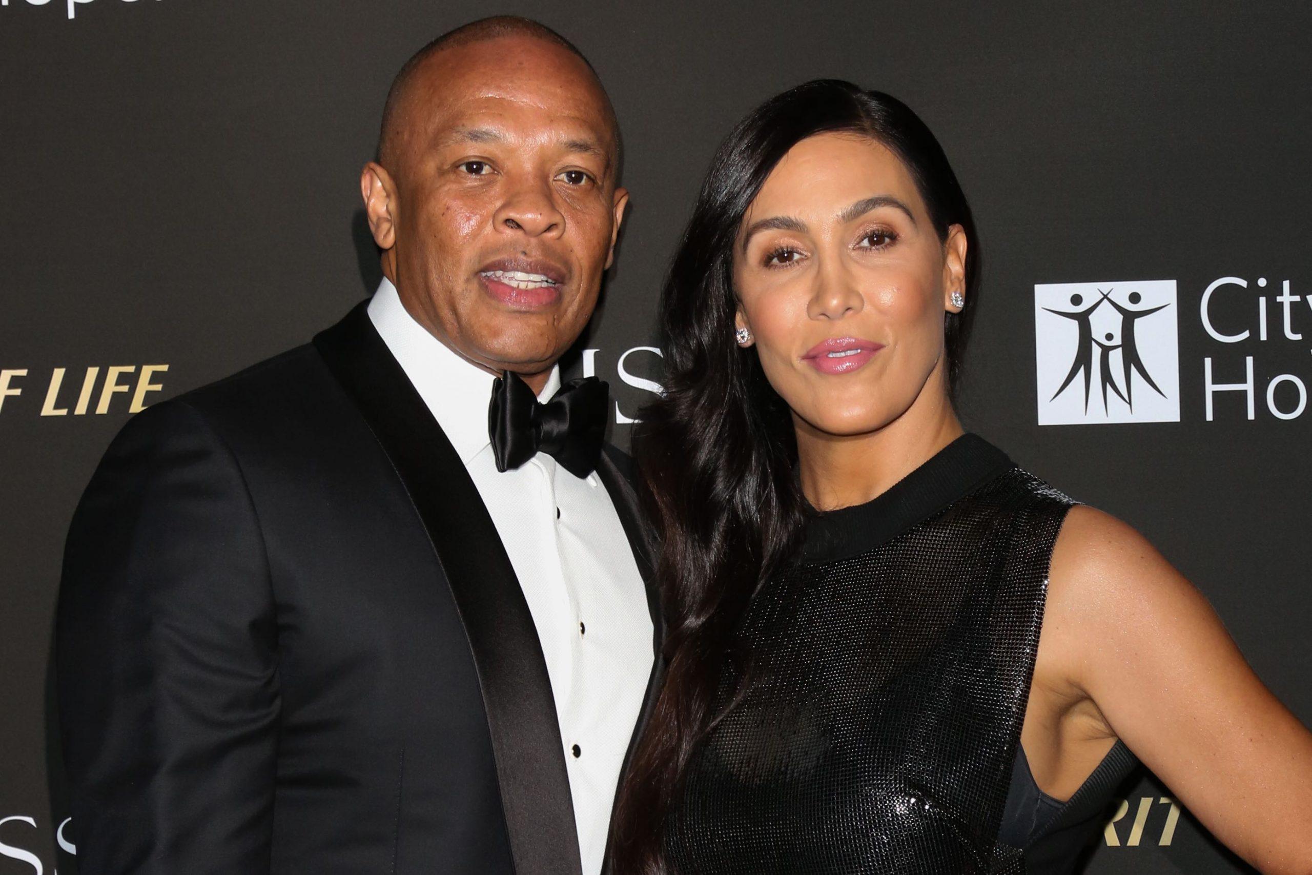 Retournement de situation! Dr Dre a un contrat prénuptial et sa femme qui  demande le divorce l'ignorait